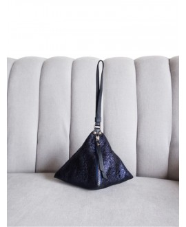 Pyrimid bag navy