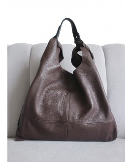 Helena Chocolate leather