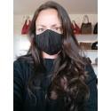 face mask black