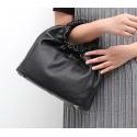 Emma bag teal and black